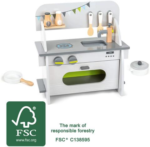 Small foot Compact Play Kitchen - Leikkikeittiö