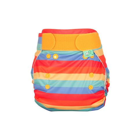 Tots Bots PeeNut kuorivaippa Rainbow Stripe