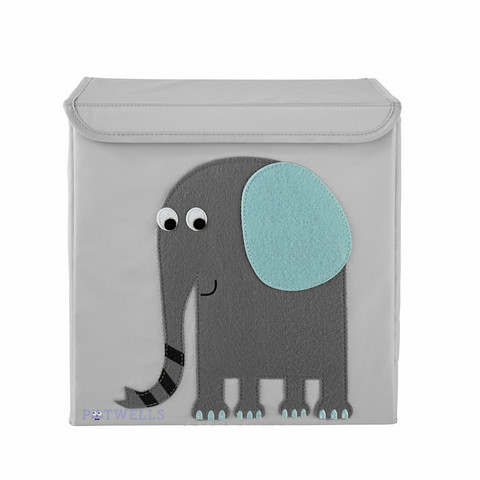 Potwells Säilytyslaatikko Elephant