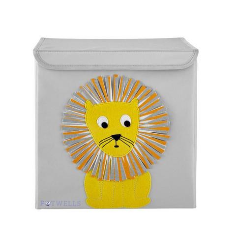 Potwells Säilytyslaatikko Lion