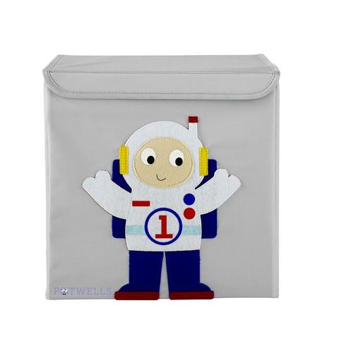 Potwells Säilytyslaatikko Astronaut