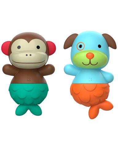 Skip Hop Kylpylelut Apina-Koira