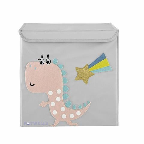 Potwells Säilytyslaatikko Dinosaur