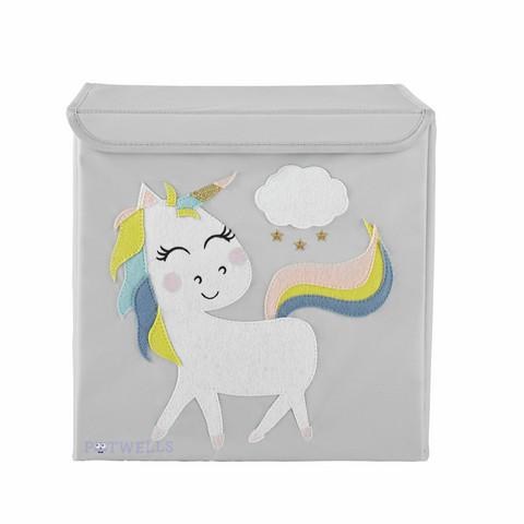 Potwells Säilytyslaatikko Unicorn
