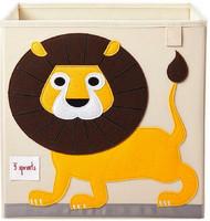 3 Sprouts Säilytyslaatikko Leijona