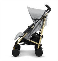 Elodie Details Stockholm Stroller - Rattaat, Golden Grey
