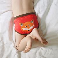 Zoocchini Harjoitteluhousut Finley the Fox