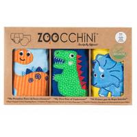 Zoocchini Harjoitteluhousut 3 kpl Jurassic Pals