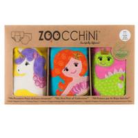 Zoocchini Harjoitteluhousut 3 kpl Fairy Tails