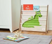 3 Sprouts Kirjateline Lohikäärme