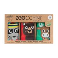 Zoocchini Harjoitteluhousut 3 kpl Woodland Chums