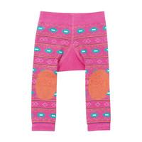 Zoocchini leggingsit + sukat setti (Laney The Llamm)