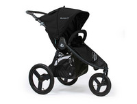 Bumbleride Speed (2020), Matte Black