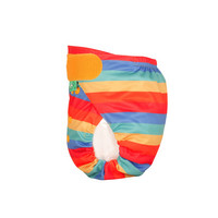 Tots Bots Bamboozle kuorivaippa Rainbow Stripe