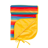 Tots Bots Happy Mat - Hoitoalusta Rainbow Stripe