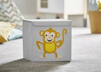 Potwells Säilytyslaatikko Monkey