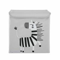 Potwells Säilytyslaatikko Zebra