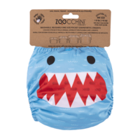Zoocchini yhdenkoon taskuvaippa - Sherman The Shark