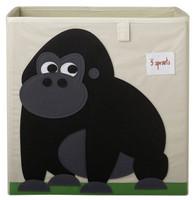 3 Sprouts Säilytyslaatikko Gorilla