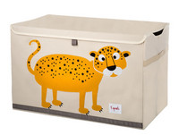 3 Sprouts Lelulaatikko Leopardi