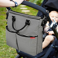 Skip Hop Duo Special Edition Black Stripe