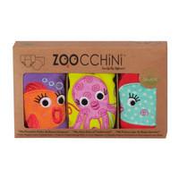 Zoocchini Harjoitteluhousut 3 kpl Ocean Friends tytöille