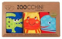 Zoocchini Harjoitteluhousut 3 kpl Ocean Friends pojille