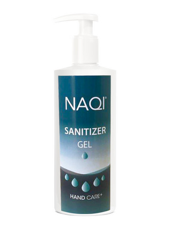NAQI SANITIZER GEL 500 ml