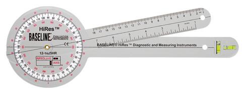 BASELINE kulmamittari  nestekompassivaa'alla 30cm (2682)