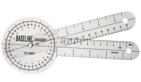 Kulmamitta 20 cm, 360° (2602)]
