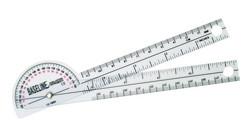 Kulmamitta 15 cm, 180° (2604)