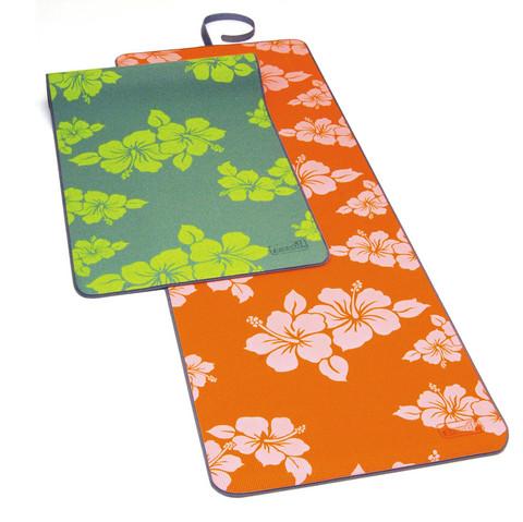 SISSEL® Yoga Mat Flower & korkki