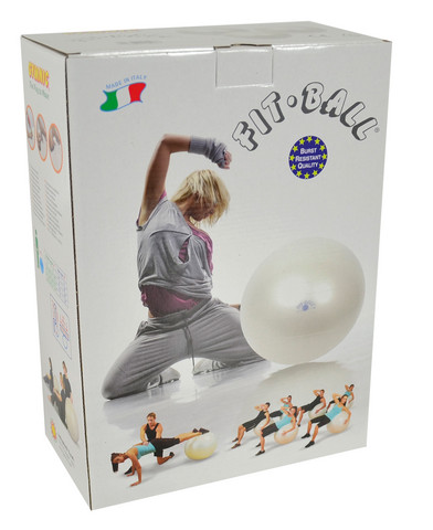Fit Ball Exercise Ball 75 cm