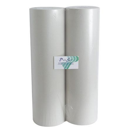 Hoitopöytäkreppi luonnonvalkoinen, 50cm x 200m [3312]