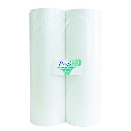 Hoitopöytäkreppi valkoinen, 50cm x 200m [3313]