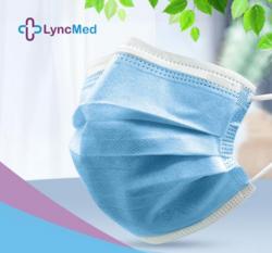 Hengityssuojain, LyncMed 3-kerroksinen, 50 kpl