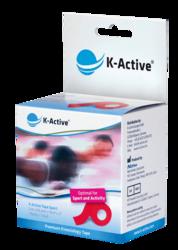 K-Active SPORT Kinesioteippi 50mm x 5m,  1 rulla