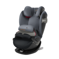 Cybex Pallas S-fix, Pepper Black