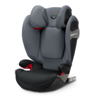 Cybex Solution S-fix, Pepper Black