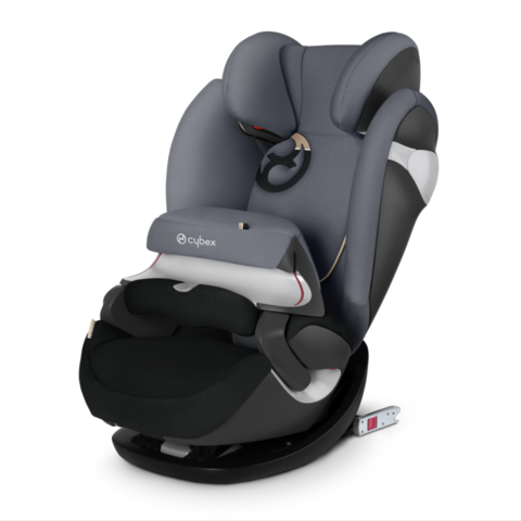 Cybex Pallas M-fix, Graphite Black