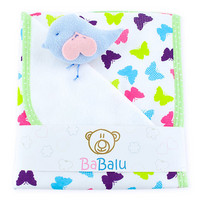 BaBalu fleece-puuvilla peite, Double