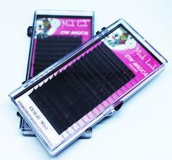Mink Lash (Volume) Mix CC 0.07 black, brown
