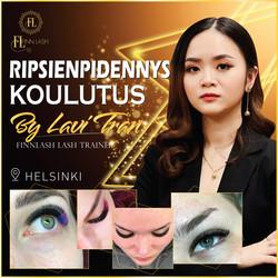 Lavi's  Classic / Volume Eyelash Extension Course