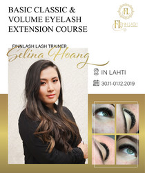 Course - Classic + volume by Trainer Selina Hoang