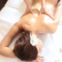 Cocoa Spa Massage Lux | 120 min