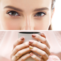Cocoa Spa Eyes & Nails | 90 min