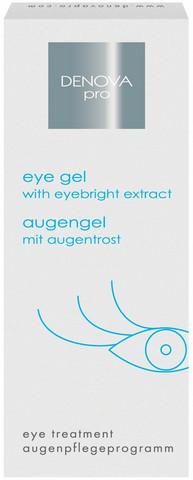 Kirkastava silmänympärysgeeli