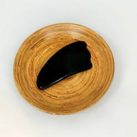 Gua Sha Hierontakivi - Musta Obsidiaani