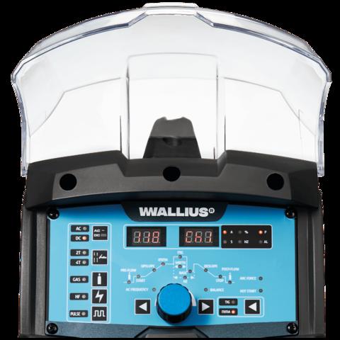 Wallius® BLUEARC™ i2000 TIG AC/DC HITSAUSKONEPAKETTI