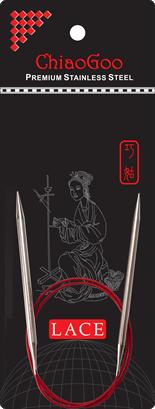 ChiaoGoo Red Lace Pyöröpuikot 40 cm